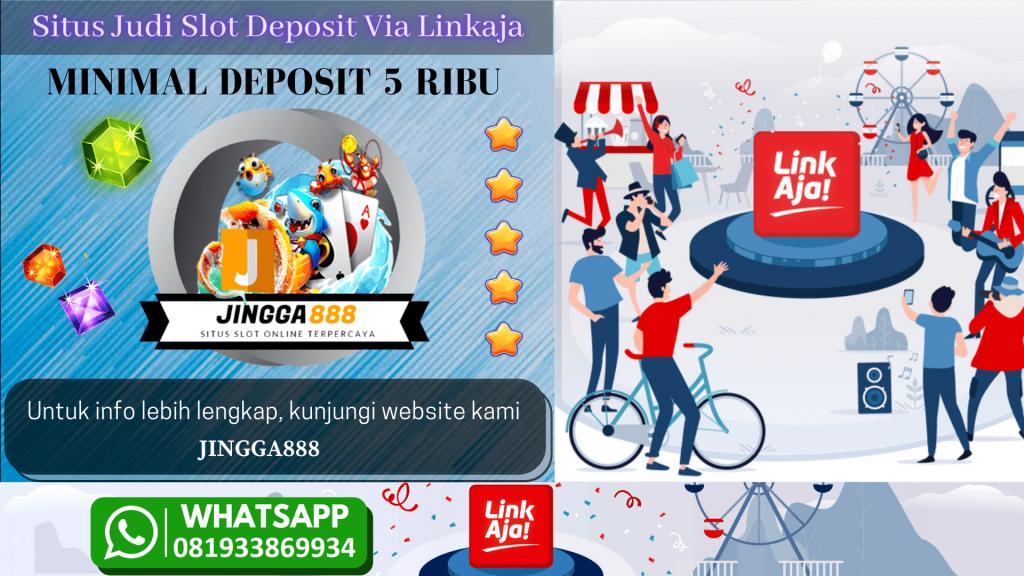 link slot online deposit linkaja jingga888