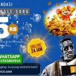Judi Slot Deposit Dana 10Rb Terpercaya