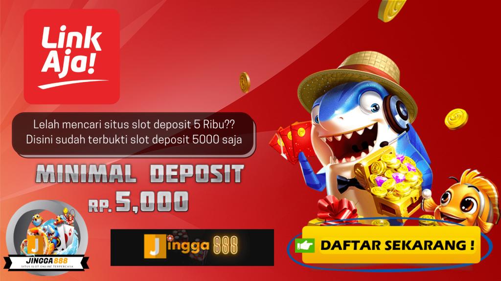 slot deposit 5000