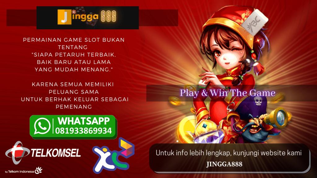 slot deposit telkomsel 5000 tanpa potongan | Jingga888